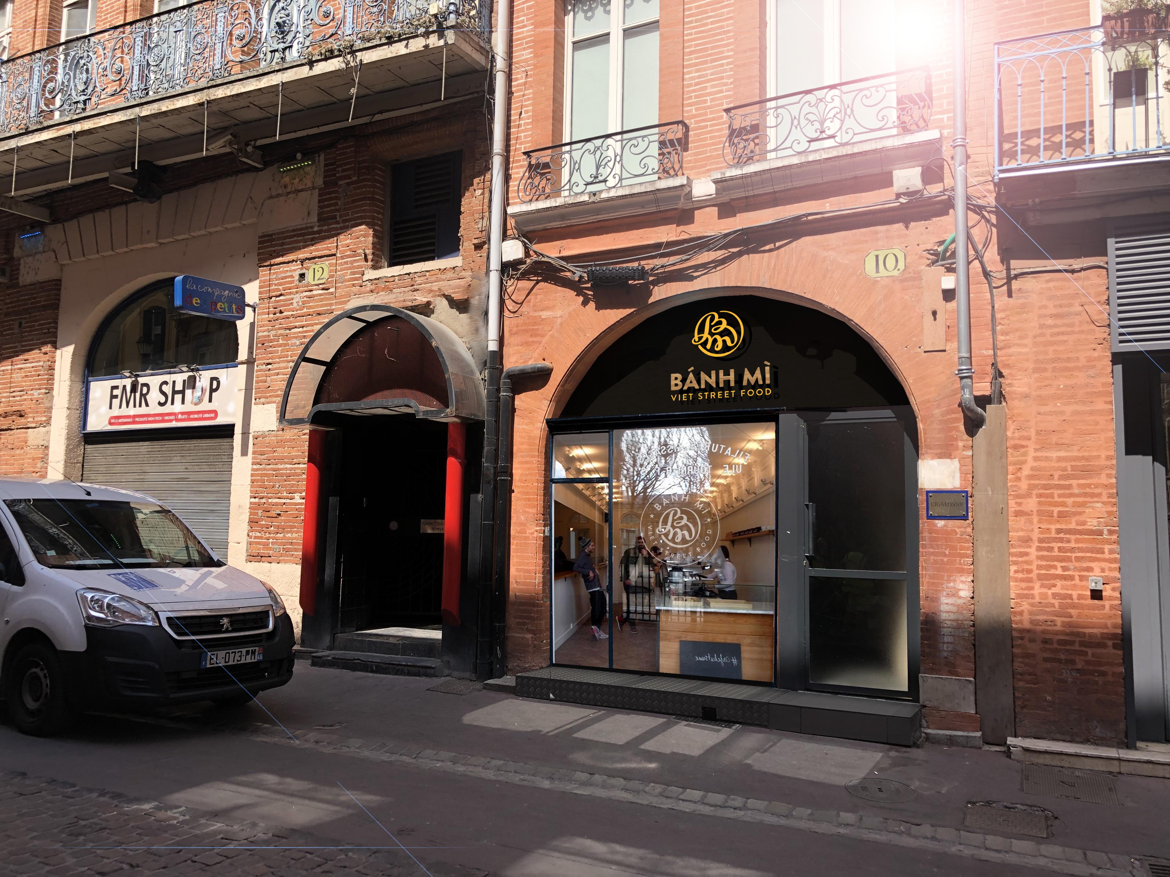 BANH MI 2 - 31000 Toulouse