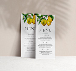 Citrus Menu1