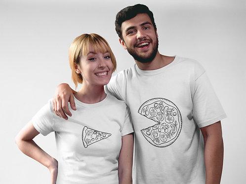Kit Dia Dos Namorados Deu Pizza