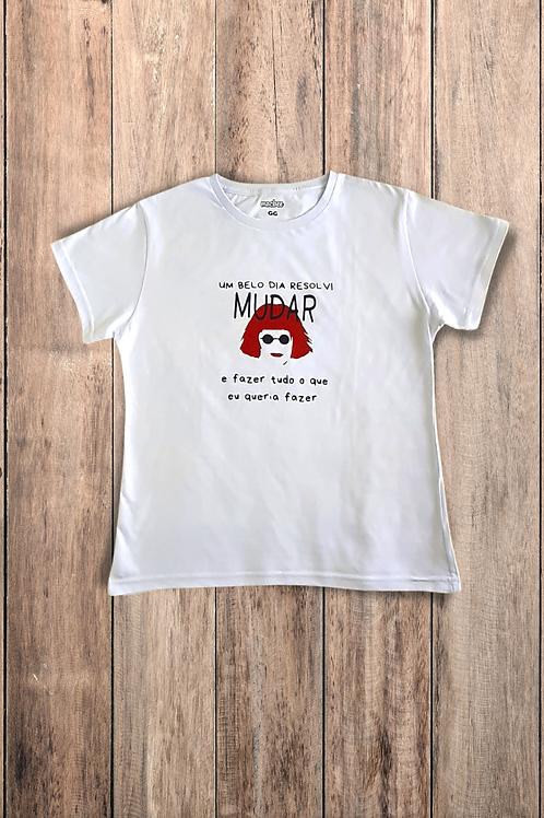 Camiseta Tshirt Baby Rita Lee