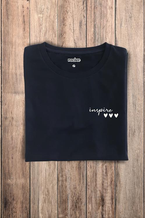 Camiseta Tshirt Baby Look Inspire