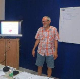Dive Instructor Michel Lavoie