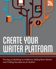 Building a Writer's Platform or Being More Than 'Just' an Author
