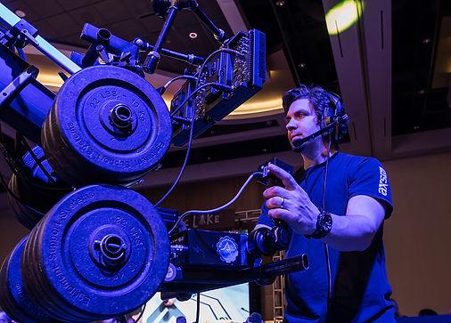 DJ Johns Cinematographer Video
