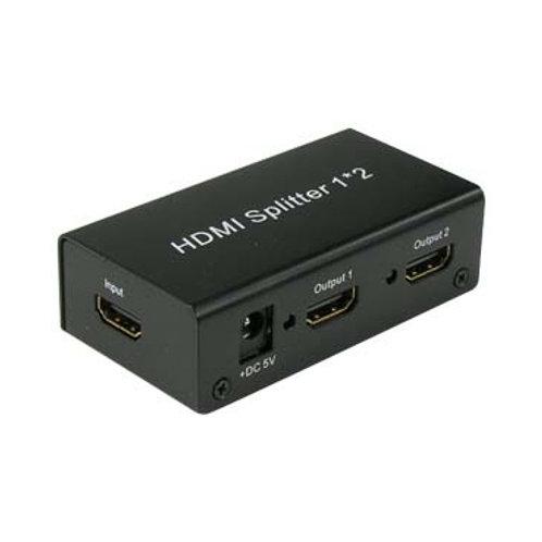 Splitter HDMI 1x2 c/ Fonte