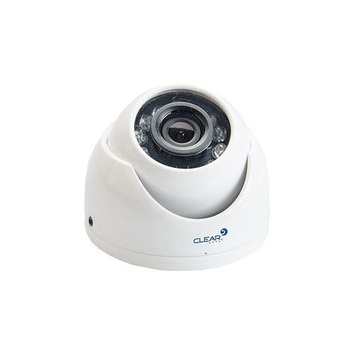 Câmera Dome AHD 720P IR CUT 10M Metálica