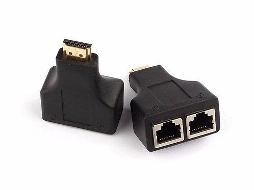 Extensor HDMI x RJ45 p/ 20M