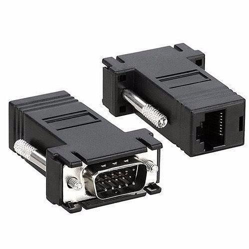 Extensor VGA x RJ45 p/ 45M