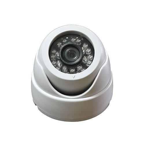 Câmera Dome AHD 720P IR CUT 25M - Lente 2,8mm