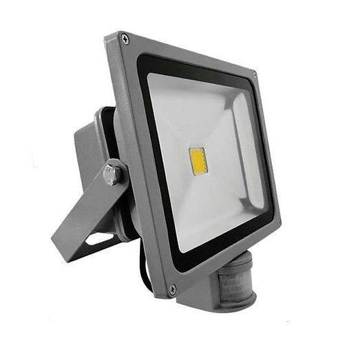 Refletor 10W Bivolt BF c/ Sensor