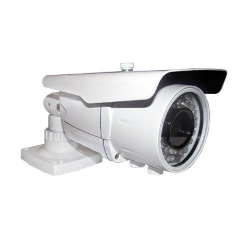 Câmera Bullet IP Varifocal 2,8 - 12mm