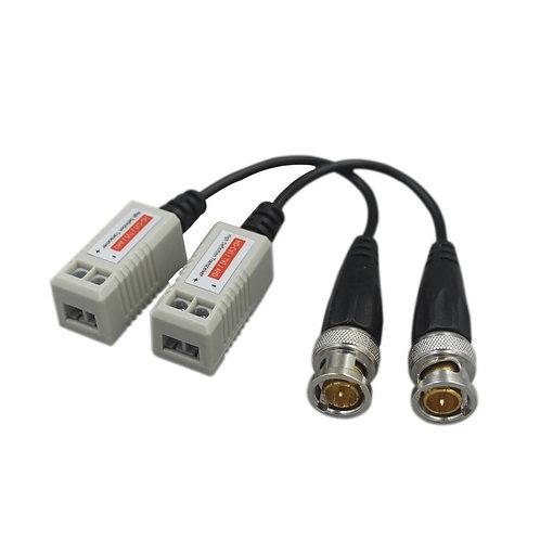 Conversor Balun AHD / HDCVI / HDTVI