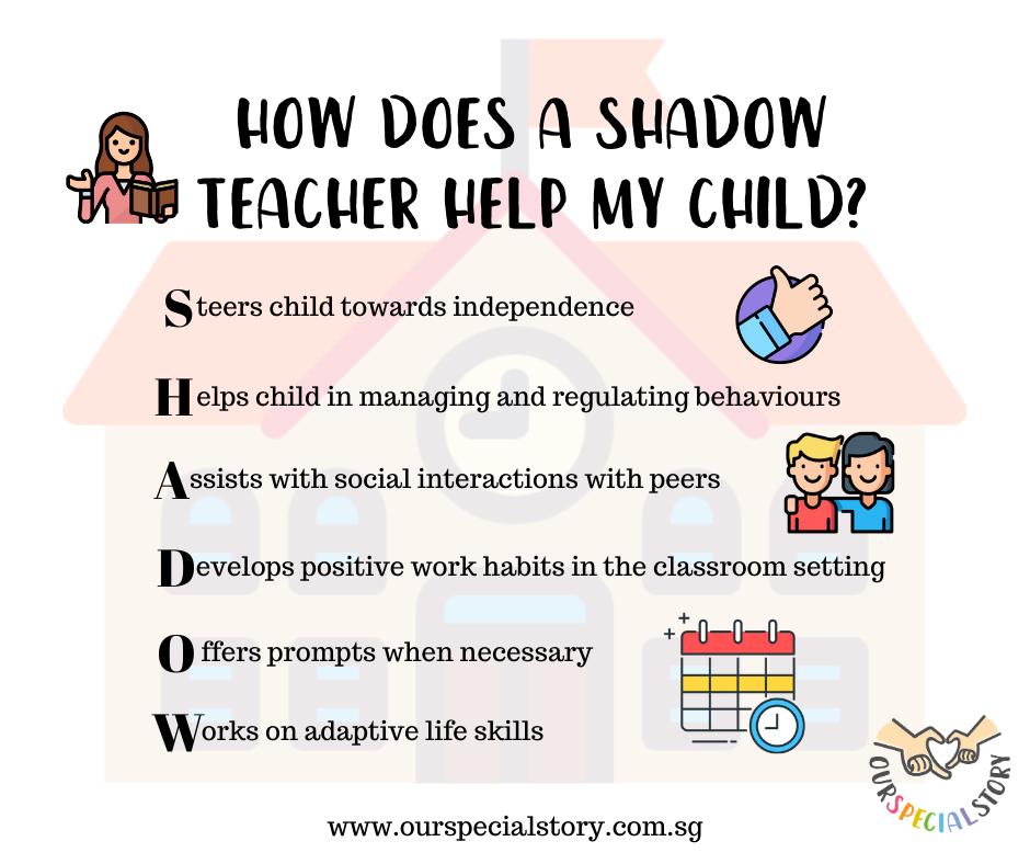 Shadow teacher in school