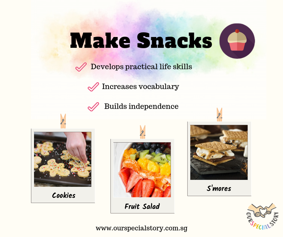 Make Snacks