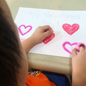 Happy Valentines Day- Colouring