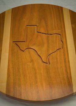 "#128 ""Texas"" Lazy Susan"