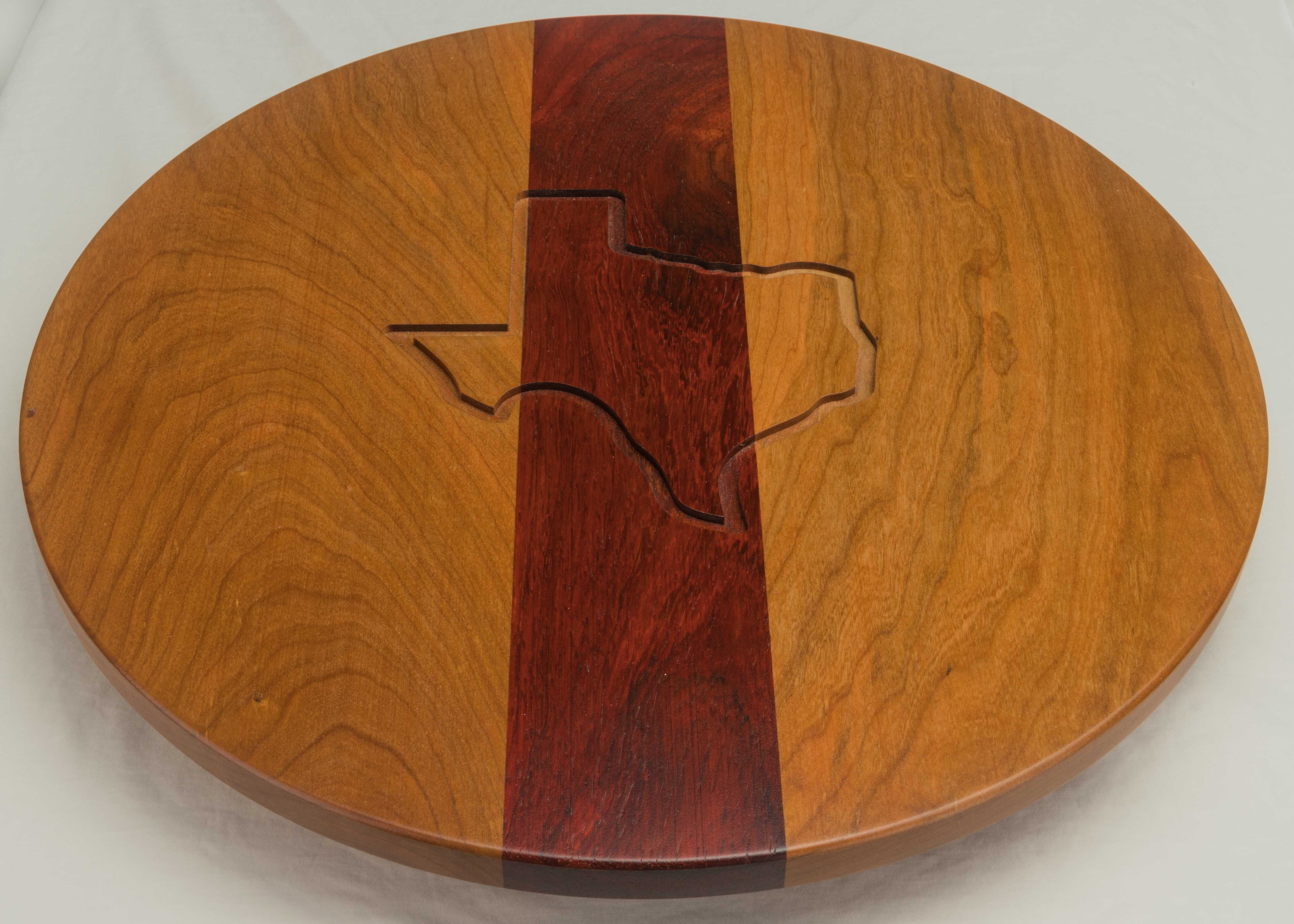 "#128 ""Texas"" Lazy Susan"