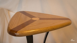 #401 Triangle Plant Stand