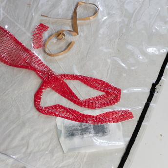BACKREST STRAP MOUNT IN VACUUM BAG
