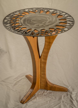 "#403 ""Mom's"" Tree Side Table"