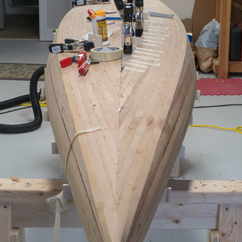 GETTING CLOSE TO CLOSING THE HULL
