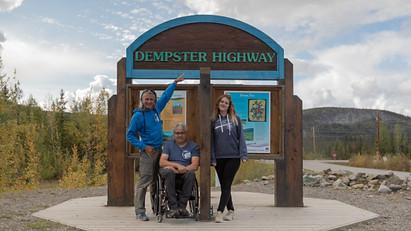 Der legendäre Dempster Highway