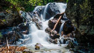 Wasserfall auf der Albula