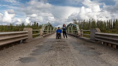 Startbrücke