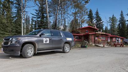 Moose Creek Lodge, auf dem Weg nach Dawson City