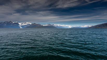 Prinz William Sund, bei Whittier, Anchorage, Alaska