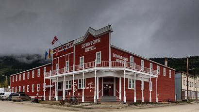 Downtown Hotel, Dawson City