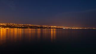 Nacht über Rijeka
