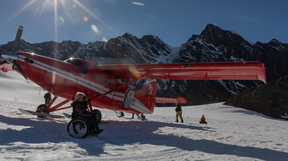 De Haviland Otter der K2 Air