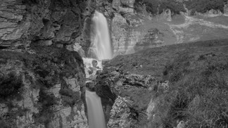 Wasserfällen am Lag da Pigniu