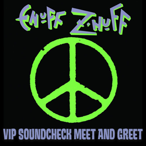 22/03/2020 VIP Soundcheck Meet and Greet-Garage Sound Music Club