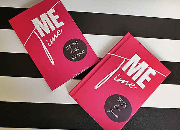 """Me Time"" Self Care Journal"
