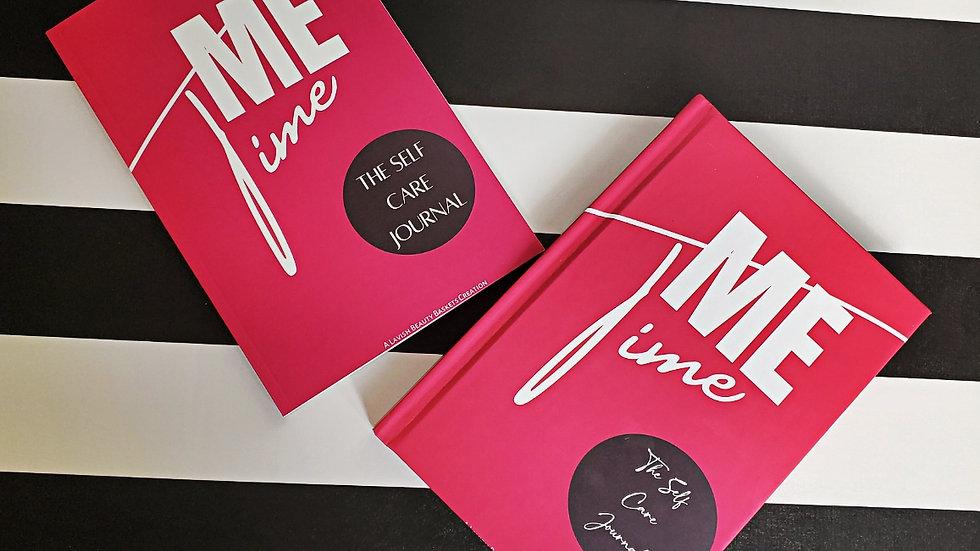 """Me Time"" Self Care Journal"