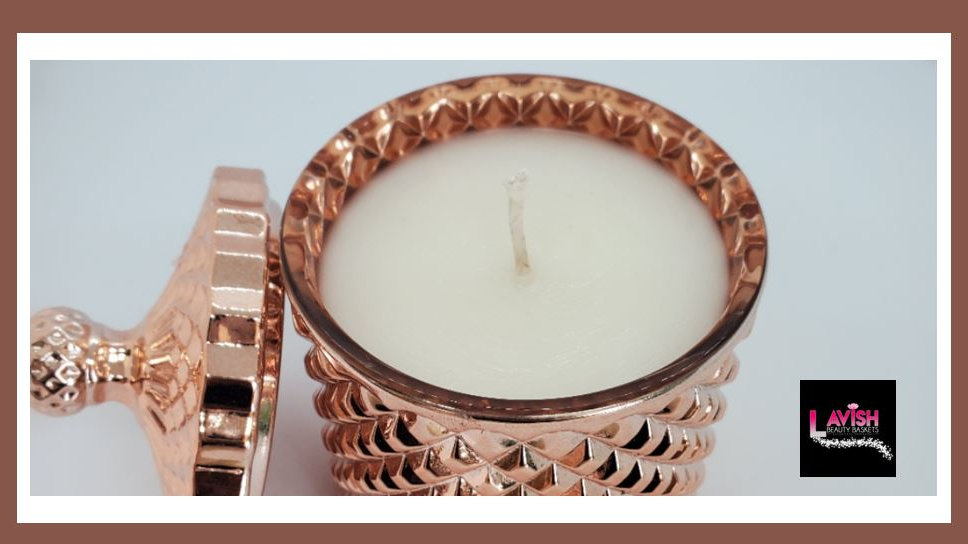 Lavish Luxe Self Care Candle Refill