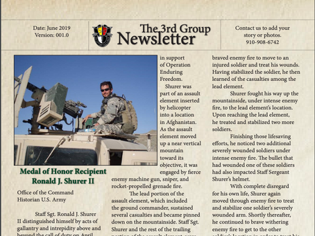 The 3rd Group Newsletter
