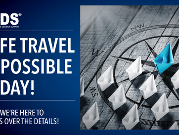 SAFE TRAVEL IS POSSIBLE TODAY!