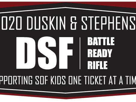 Duskin & Stephens Battle Ready Raffle