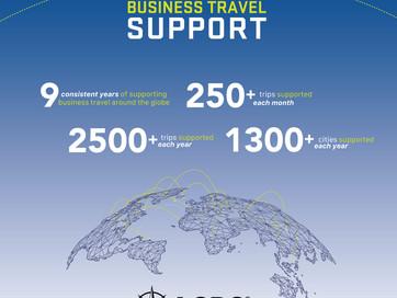 LSDS BUSINESS TRAVEL SUPPORT PROGRAM