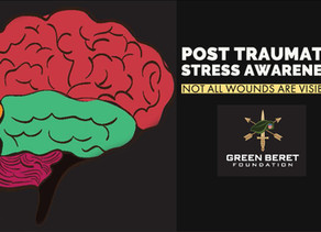 Green Beret Foundation Program Offers Assistance With PTSD Recovery
