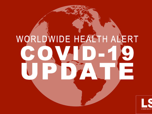 Worldwide Health Alert – COVID-19 Update
