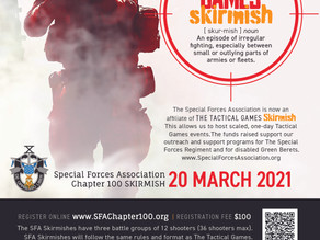 Special Forces Association Chapter 100 Skirmish