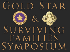 Gold Star and Surviving Families Symposium