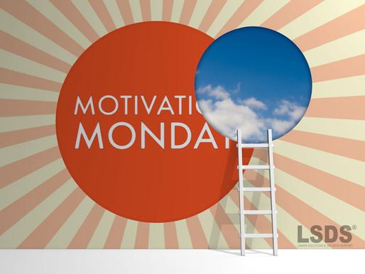 Motivation Monday-Break the barriers