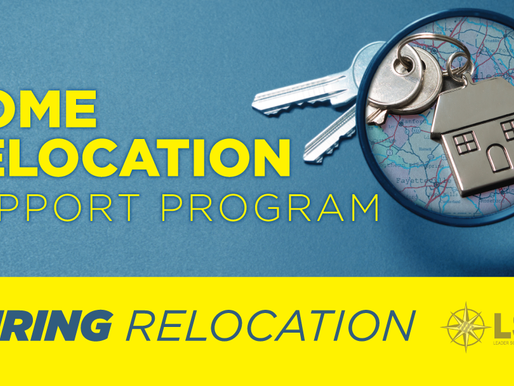 LSDS HOME RELOCATION SUPPORT PROGRAM - DURING RELOCATION