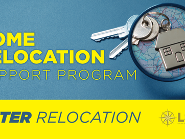 LSDS HOME RELOCATION SUPPORT PROGRAM - AFTER RELOCATION