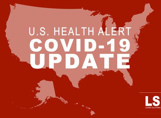 U.S. COVID-19 Statistics Update